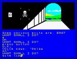 Questprobe 1 - The Hulk ZX Spectrum 08