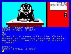 Questprobe 1 - The Hulk ZX Spectrum 11