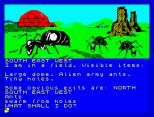 Questprobe 1 - The Hulk ZX Spectrum 13