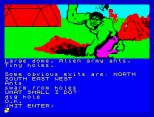 Questprobe 1 - The Hulk ZX Spectrum 14