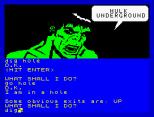 Questprobe 1 - The Hulk ZX Spectrum 15