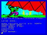 Questprobe 1 - The Hulk ZX Spectrum 16