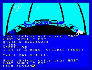 Questprobe 1 - The Hulk ZX Spectrum 20