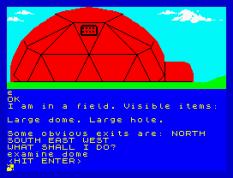 Questprobe 1 - The Hulk ZX Spectrum 21
