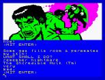 Questprobe 1 - The Hulk ZX Spectrum 24