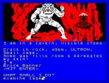 Questprobe 1 - The Hulk ZX Spectrum 27
