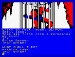 Questprobe 1 - The Hulk ZX Spectrum 28