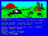 Questprobe 1 - The Hulk ZX Spectrum 29