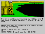 Questprobe 3 - Human Torch and The Thing ZX Spectrum 05