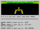 Questprobe 3 - Human Torch and The Thing ZX Spectrum 08