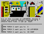 Questprobe 3 - Human Torch and The Thing ZX Spectrum 16