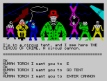 Questprobe 3 - Human Torch and The Thing ZX Spectrum 18