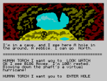 Questprobe 3 - Human Torch and The Thing ZX Spectrum 25