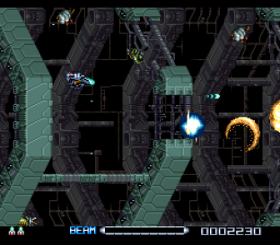 R-Type 3 SNES 009