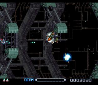 R-Type 3 SNES 012