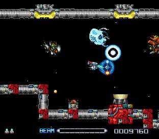 R-Type 3 SNES 023