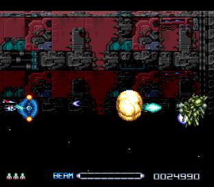 R-Type 3 SNES 034