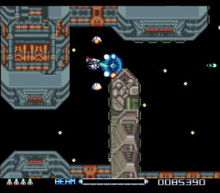 R-Type 3 SNES 064