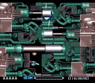 R-Type 3 SNES 100