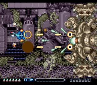 R-Type 3 SNES 122