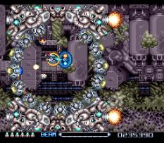 R-Type 3 SNES 128