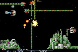 R-Type Arcade 56