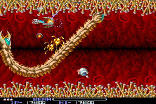 R-Type Arcade 75