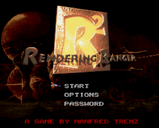 Rendering Ranger R2 SNES 01