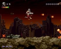 Rendering Ranger R2 SNES 04