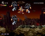 Rendering Ranger R2 SNES 06