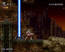Rendering Ranger R2 SNES 13