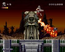 Rendering Ranger R2 SNES 15