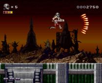 Rendering Ranger R2 SNES 16