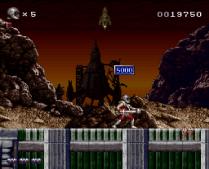 Rendering Ranger R2 SNES 17