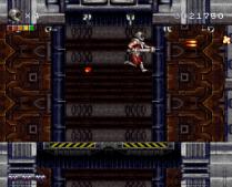 Rendering Ranger R2 SNES 19