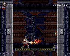 Rendering Ranger R2 SNES 21