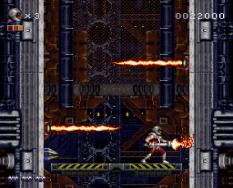 Rendering Ranger R2 SNES 22