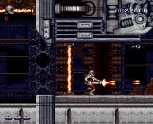 Rendering Ranger R2 SNES 23