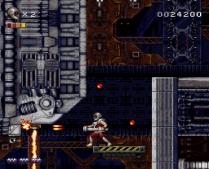 Rendering Ranger R2 SNES 25