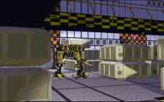 Rise of the Robots PC DOS 05