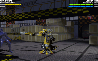 Rise of the Robots PC DOS 08