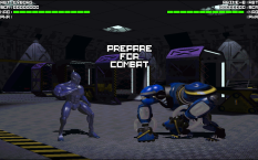 Rise of the Robots PC DOS 16