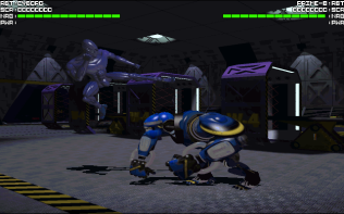 Rise of the Robots PC DOS 17