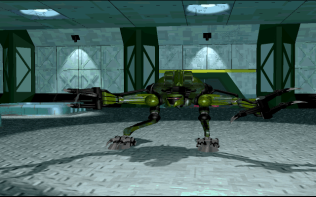 Rise of the Robots PC DOS 25