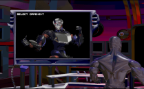 Rise of the Robots PC DOS 29