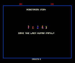 Robotron 2084 Arcade 01