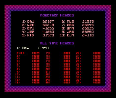 Robotron 2084 Arcade 37