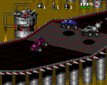 Rock N Roll Racing SNES 08