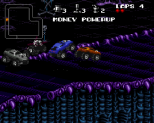 Rock N Roll Racing SNES 16