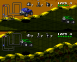 Rock N Roll Racing SNES 27